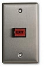 Camden Door Controls CM-300R - CONTROLLER - ILLUMINATED PUSH BUTTON SPDT