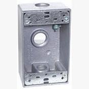 Camden Door Controls CM-307 | Mortise Cylinder Housing
