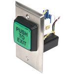 Camden Door Controls CM-30EE | Illuminated Egress Switch w/ Electronic Timer