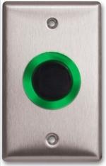 Camden Door Controls CM-330 | SureWave Wireless Touchless Switch, Battery Powered
