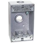Camden Door Controls CM-34AL | Surface Mount Box