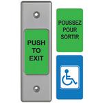 Camden Door Controls CM-9710C | 2