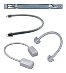 Camden Door Controls CM-PTSS-12   Stainless Steel Cable and Endcaps, 1/4