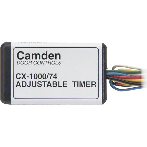Camden Door Controls CX-1000/74 - CONTROLLER - MICROMINDER, 1-30 SEC TIME