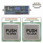 Camden Door Controls CM-CX-WC10 | Barrier-Free Restroom Control Kit, 320mA