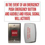 Camden Door Controls CX-WEC11 - CONTROLLER - UNIVERSAL RESTROOM KIT