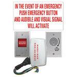 Camden Door Controls CX-WEC13 - NURSE CALL - UNIVERSAL EMERGENCY CALL KIT
