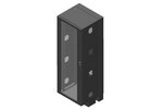 Chatsworth 13495-772   CUBE-iT Wall-Mount Floor-Supported Cabinet