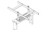 Chatsworth 10506-702   Cable Runway Elevation Kit For Racks