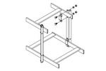 Chatsworth 31470-712   Cable Runway Standoff Support Kit