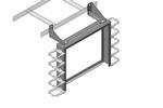 Chatsworth 13396-704   D-Rings for 4U Rack