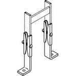 Chatsworth 11309-701   Cable Runway Foot Kit