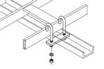 Chatsworth 11306-001   J-Bolt Kit 5/16-18