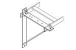Chatsworth 11312-712   Triangular Support Bracket
