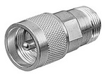 Commscope 10805-12 | Type N Female to UHF Male Adapter