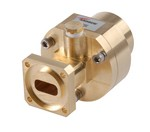 Commscope 2132SC | Fixed-tuned WR75 Pressurizable Cover Flange for elliptical waveguide 132