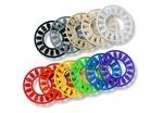 Commscope 1375092-2 | Icon wheel, data, voice, red, 10 pcs