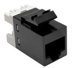 Commscope 1375191-2   SL 110 Series Modular jack, RJ45, Category 5e, unshielded, without dust cover