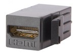 Commscope 2111500-2   SL Series HDMI Coupler Insert, black
