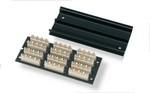 Commscope 2111682-1   Undercarpet Communications Cat5e/Cat6 Transition wiring Block