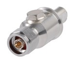 Commscope APG-BNFNM-350 | Arrestor Plus Gas Tube Surge Arrestor (350 V), 45–2170 MHz, with interface types N Female Bulkhead and N Male