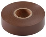 Commscope CM-TBR   Brown 3/4 in PVC Tape, 66 ft