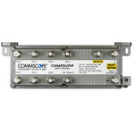 Commscope CSMAPDU9VPI   HomeConnect Passive VoIP Amplifier with MoCA Connectivity, unity forward/reverse, nine ports, with power inserter