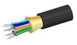 Commscope R024DS5LFSUBK | LazrSPEED Riser Distribution Cable, 24 fiber single-unit