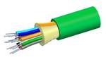 Commscope P012DS8WFSUGR   TeraSPEED Plenum Distribution Cable, 12 fiber single-unit