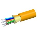 Commscope R006DS6FFSUOR   Riser Distribution Cable, 6 fiber single-unit