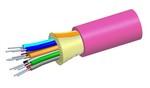 Commscope P002DS5LFSURS   LazrSPEED Plenum Distribution Cable, 2 fiber single-unit