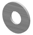Commscope SWF-03 | Stainless Steel Flat Washer, 3/8 in