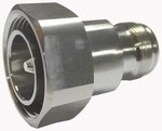 Commscope TA-DMHF | 7-16 Male to 4.3-10 Female Low-PIM Adapter