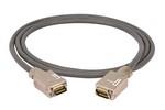Commscope TMRJ1SURGSS005M   MRJ21 High Speed Cable Assembly, MRJ21 to MRJ21, 180°-180°  1GbE, 24-pair, CMR, 5 m, gray