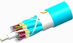 Commscope R048DS5KFMUAQ   LazrSPEED Riser Distribution Cable, 48 fiber multi-unit with 12 fiber subunits