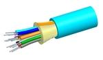 Commscope P012DS8WFSUAQ | TeraSPEED Plenum Distribution Cable, 12 fiber single-unit