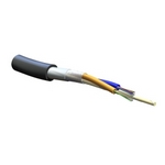 Corning 024ESF-T4101D20 - CABLE FIBER SM - 24-F OS2 8.3 LT IN/OUT RISER