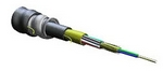 Corning 012T8P-31180-A3 | Freedm Cable, Indoor/Outdoor; 900um; 50um OM3; 12.5mm OD; 12 Fiber