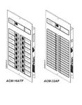 Fire-Lite Alarms, Inc. AEM-16ATF - MODULE - CLEARANCE AEM-16ATF ANNUNCIATR