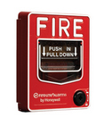Fire-Lite Alarms, Inc. BG-12 - BLOCK TERMINAL - DUAL ACTION STATION, RED