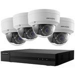 Hikvision TF204157D3TKIT | 1hx-Ertf2041 & 4 Hx-Od5d3v2f