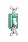 Legrand PS30AC1-W | Pass and Seymour | Industrial Extra Heavy-Duty Specification Grade Switch, White