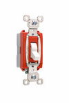 Legrand PS20AC1-ISL | Pass and Seymour | Industrial Extra Heavy-Duty Specification Grade Switch, Ivory