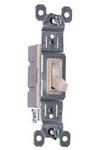 Legrand 660-LAG | Pass and Seymour | TradeMaster Grounding Toggle Switch, Light Almond
