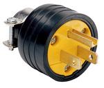 Legrand 111-GMC | Pass and Seymour | Plug and Connector, Black
