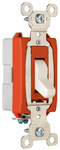 Legrand PS20AC1-W | Pass and Seymour | Industrial Extra Heavy-Duty Specification Grade Switch, White