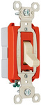 Legrand PS20AC1-I | Pass and Seymour | Industrial Extra Heavy-Duty Specification Grade Switch, Ivory