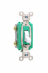 Legrand PS30AC2-W | Pass and Seymour | Industrial Extra Heavy-Duty Specification Grade Switch, White