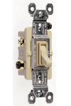 Legrand 663-IG | Pass and Seymour | TradeMaster Grounding Toggle Switch, Ivory