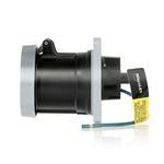 Leviton 560R5WLEV | LEV Series IEC Pin & Sleeve Receptacle